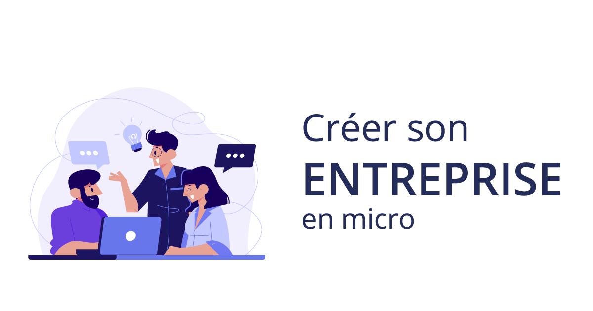 Image pour la formation créer son entreprise en micro